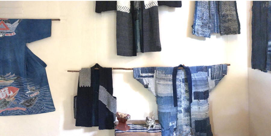 Displaying Japanese Textiles