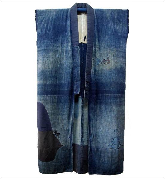 Boro Indigo Jacket