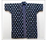 Vintage Indigo Kasuri Jacket