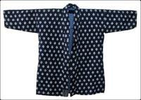 Vintage Kasuri Indigo Jacket