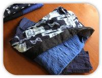 Antique Japanese Indigo Sashiko Farmers Jacket