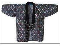 Kasuri Sashiko Farmers Jacket