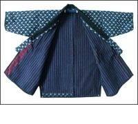Kasuri Sashiko Jacket
