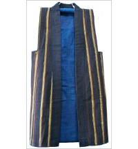 Vintage Kasuri  Stripe Vest