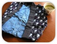 Vintage Kasuri Indigo Vest