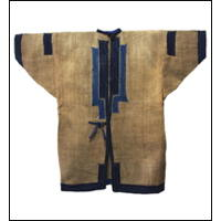 Antique Ainu Attus Ceremonial Jacket