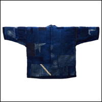 ON RESEVER FOR JTBoro Noragi Indigo Cotton Farmer Jacket