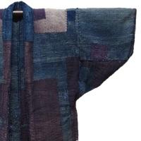 Fishermans Winter Boro Jacket Indigo Cotton  Sashiko c1900