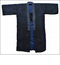Very Dark Indigo Hemp Farmers Jacket