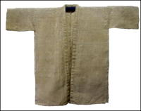 All Natural Hemp Small Jacket Shirt
