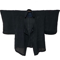 Shinto Priest Kannushi Hemp Ceremonial Jacket  Shozoku Vestment