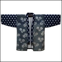 Extreme Sashiko 100000 Stitches Farmers Noragi Katazome Kasuri Indigo Jacket OneOfAKind
