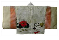 Childs Silk Matsuri Jacket Uwagi