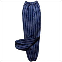 Cotton Monpe Stripe Gardening Pants new