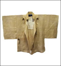 Buddhist Temple Priest Hemp Jacket