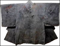 Old Buddhist Pilgrim Cotton Jacket
