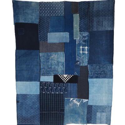 Japanese Boro Textile