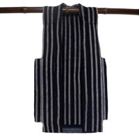 Indigo Cotton Lady Farmers Vest