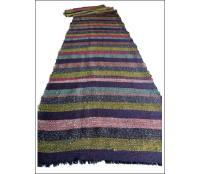 Antique Japanese Zanshi Orimono Textile weaving