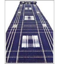 CheckKasuri Cotton Indigo Textile