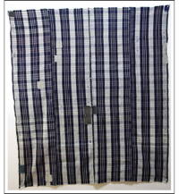 Sale Early Indigo Patched Zanshi Cotton Futon Cover