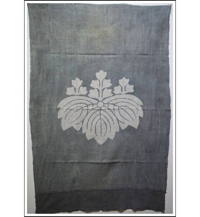 Sale Boro Patched IndigoGrey Furoshiki Wrapping Cover