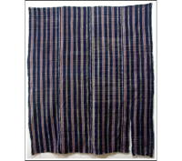 Sale DIY Repair Indigo Stripe Zanshi Cotton Boro Futon Cover