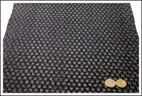 Vintage Small Pattern Kasuri Indigo Cotton Fabric