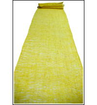 Lemon Yellow Cotton Kaya Mosquito Netting