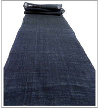 Kaya Hemp Midnight Blue Indigo Color Mosquito Netting
