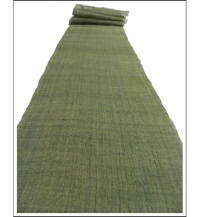 Kaya Green Pea Color Hemp Mosquito Netting