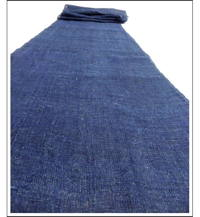Long Kaya Indigo Hemp Mosquito Netting