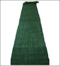 Dark Green Blue Mixed Hemp  Cotton Kaya