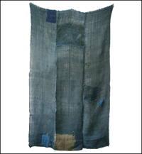 Kaya BlueGreen Boro Hemp Mosquito Netting