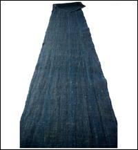 Kaya Indigo Hemp Mosquito Netting