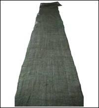 Kaya Olive Green Hemp Mosquito Netting
