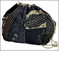 Komebukuro Excellent Large Cotton Rice Bag