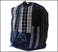 Large Komebukuro Cotton Rice Bag