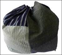 Extra Large Komebukuro Cotton Rice Bag
