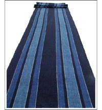Stripe Cotton Indigo Textile
