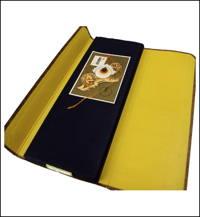 Uraji Solid Indigo Fabric Bolt 105 yards 950 cm