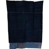 Early Boro Indigo Cotton Futon Cover