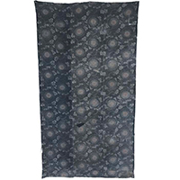 Early Indigo Katazome Cotton Boro Futon Cover