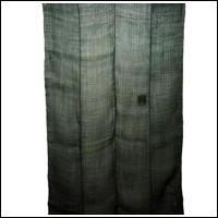 Kaya MossDark Green Boro Hemp Mosquito Netting