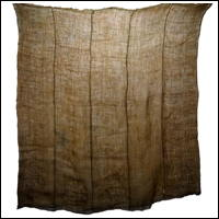 Hemp  Cotton Mixed Kaya Japanese Mosquito Netting