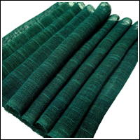 Extra Long Seaweed Green Hemp Kaya Mosquito Netting