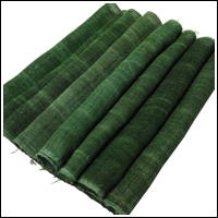 Kaya Green Hemp Mosquito Netting