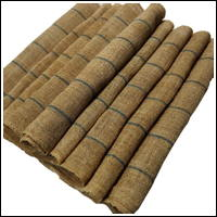 Collector Kaya Beige Bast Fiber Mosquito Netting Very Special