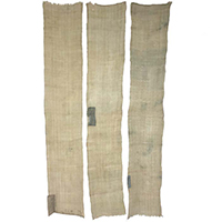 Wonderful Natural Hemp Kaya Mosquito Netting 3 Panels
