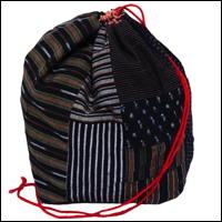 Komebukuro Cotton Rice Bag Medium